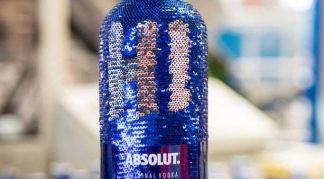 The World's Most Tactile Spirit Bottle?