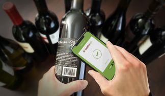 Beyond the simple wine label' thanks to NFC and QR