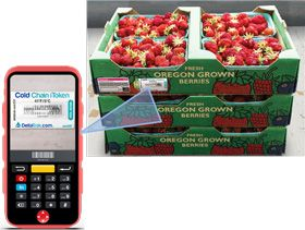 New Temperature Monitor Ensures Perferct Produce Cooling