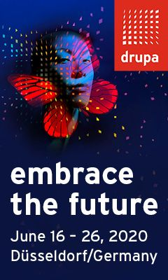 Taking packaging to the next level at drupa 2020