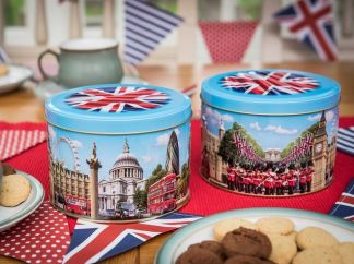 Tin Tunes Up for the Royal Wedding!