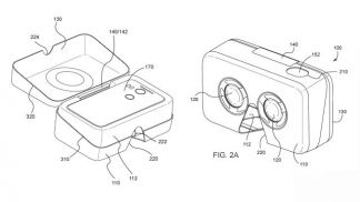 Google Patent Points Way to new VR Packs