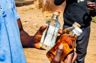 One quarter of alcohol consumed in many emerging markets is illicit