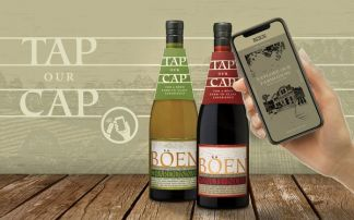 Guala and SharpEnd team up for first roll-out of connected wines in USA