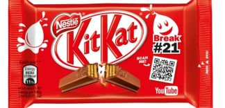 Have a Video Break with QR Packs of KitKat