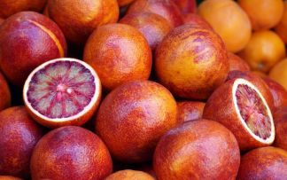 Blockchain protects Sicilian blood oranges