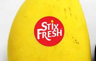 Fruit sticker extends freshness by up to 50 per cent